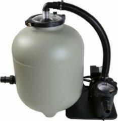 Grijze AquaForte Aqualoon filterset 3m³/h 100W