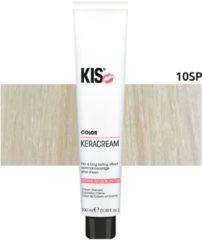 KIS Haarverf Color KeraCream 10.22/10SP Super Platinablond