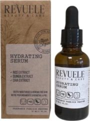 Revuele Vegan & Organic Hydrating Serum 30ml.