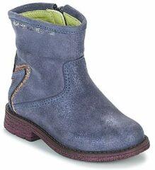 Blauwe Boots en enkellaarsjes Vagabunda 3 by Agatha Ruiz de la Prada