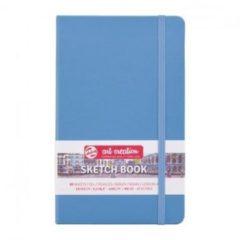 Witte Royal Talens Talens Art Creation Schetsboek 13x21 cm 140gr 80 vel Blauw