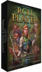 Thunderworks Games Roll Player: Fiends And Familiars
