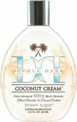 BROWN SUGAR Double Dark Coconut Cream Zonnebankcreme 400X Bronzers - 400 ml