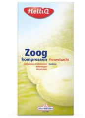 Heltiq Zoogkompres Voordeelverpakking 12x30st