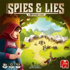 Stratego Spies & Lies- a story Strategie Volwassenen en kinderen