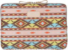 Lisen – Laptop Sleeve tot 13.3 inch – Bohemian Style – Multi colour