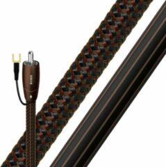 AudioQuest 16m Boxer RCA audio kabel Zwart