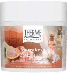 Therme Body butter Marrakesh almond & argan 250 Milliliter