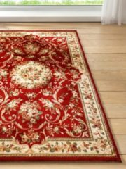 Webteppich Leonard Oriental Weavers Rot