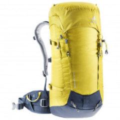 Deuter - Women's Guide Lite 28+6 SL - Tourrugzak maat 28 + 6 l, oranje/geel/grijs