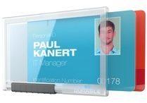 Durable Pushbox Duo transparant, pak met 10 stuks