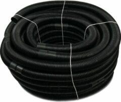 Mega Zwembadslang PE-LD 38 mm zwart 1m mof 0.5m type Filtratie