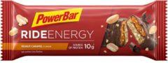 PowerBar Ride Energy Bars Peanut Caramel - 18 x 55 g