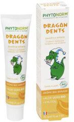 Phytonorm Dragondent kind tandpasta banaan 75 Milliliter