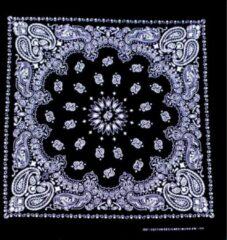 Kodiak Bandana bloem Zwart