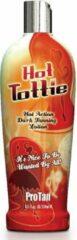 Pro Tan Hot Tottie Dark Tanning Lotion zelfbruiner - Tingle - 250 ml