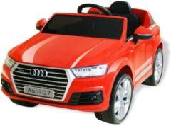 Rode VidaXL Elektrische speelgoedauto Audi Q7 6 V rood