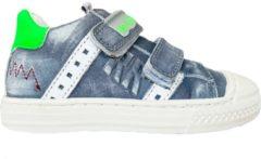Red-Rag 13411 jongens klittenband schoen - blauw, ,24
