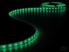 Groene LED strip - 300 LED's - 5 meter - groen - HQ Products