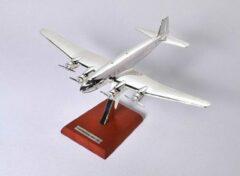 Atlas schaalmodel Focke wulf 200 condor 1937 1:200 silver edition