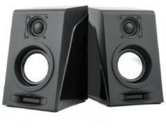 Gembird SPK-DU-03 2.0 PC-luidsprekers Kabelgebonden 6 W Zwart