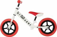 Broozzer Extreme Rider Metaal 12 inch Rood - Loopfiets