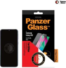 PanzerGlass Feyenoord Case Friendly Screenprotector voor de Samsung Galaxy A40 - Zwart