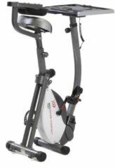 Rode Toorx Fitness Toorx BRX OFFICE COMPACT - Deskbike - Stoelfiets - Bureaufiets - Hometrainer