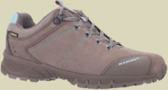 Mammut Nova Low GTX Women Damen Wanderschuh Größe UK 4,5 bark-air