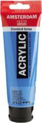 Royal Talens Amsterdam Standard acrylverf tube 120ml - 572 - Primair cyaan - halftransparant