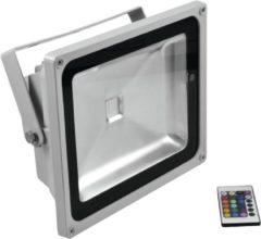 Eurolite LED IP FL-50 Outdoor LED-spot Aantal LEDs: 1 x 50 W