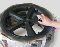 Universeel Autostyle Folie spray (Spuitfolie) zwart 400ml