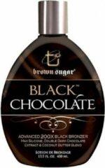 BROWN SUGAR BLACK CHOCOLATE Zonnebankcreme 200X BRONZER - 400 ml