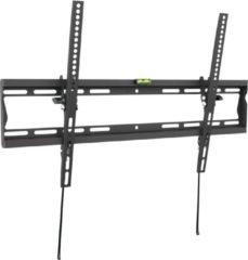 Zwarte MyWall HF2-3L TV Muurbeugel - Tilt ophangbeugel kantelbaar voor 37 - 70 Inch max 35kg - Universele VESA TV muursteun