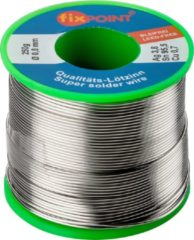 Solder ? 0,8 mm 250 g reel material : L-Sn / Ag 3,5% / Cu 0,7% - Gooba