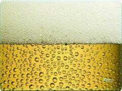 Gele Muismat bier - Sleevy