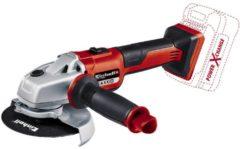 Einhell Power X-Change AXXIO 4431140 Accu-haakse slijper 125 mm Zonder accu 18 V