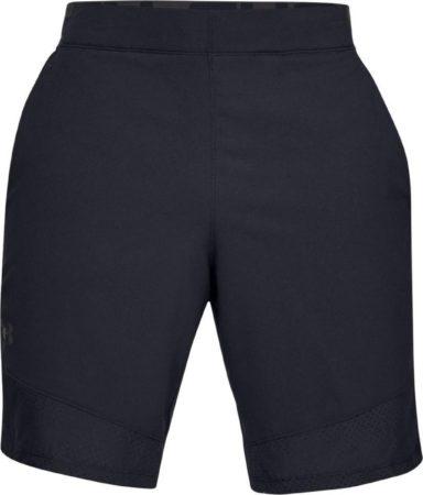 Afbeelding van Zwarte Under Armour Vanish Woven Shorts FitnEssential Broek Heren - Maat S