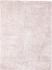Kayoom Roze vloerkleed - 160x230 cm - Effen - Modern Modern