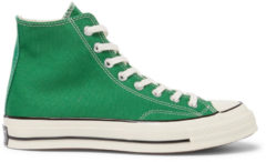 Converse 1970s Chuck Taylor All Star Canvas High-top Sneakers - Green