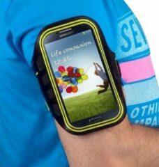 Sportband Hardloop Case Cover Hoesje Samsung Galaxy S3 Neo Groen
