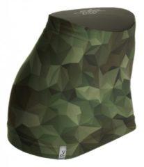 Nierenwärmer Basic-tube - Camouflage kidneykaren green