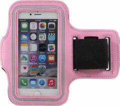 Eforyou - huismerk Sport armband voor iPhone 6 / 6s / 7 / 8 - roze