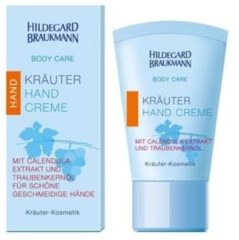 Hildegard Braukmann Pflege Body Care Kräuter Hand Creme 30 ml