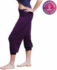 Yogi & Yogini Yoga broek - Comfort Flow - Paars - Maat XS/S