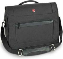 Wenger Laptop Tas - Schoudertas - Zwart
