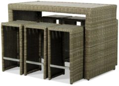 Taupe Garden Collections Woodland barset