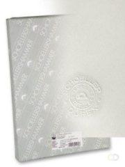 Schoellershammer Tekenpapier Duria glad 50x70 200g/m2 2 stempels.100 vel