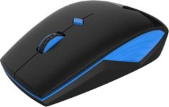 INDENA Indigo G-192 2.4G draadloze optische muis - blauw