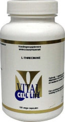 Vital Cell Life l-Threonine 500 mg Capsules 100 st